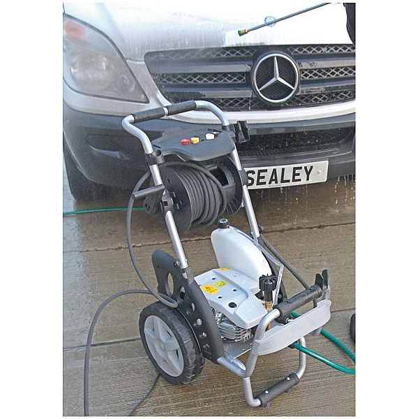 Sealey PW5000 150bar Professional Pressure Washer with TSS & Rotablast Nozzle