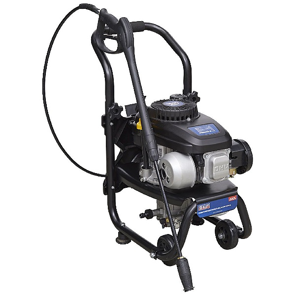 Sealey PWM1300 420L/hr 2.4hp 130bar Petrol Pressure Washer