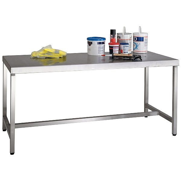 Heavy Duty Stainless Steel Bench