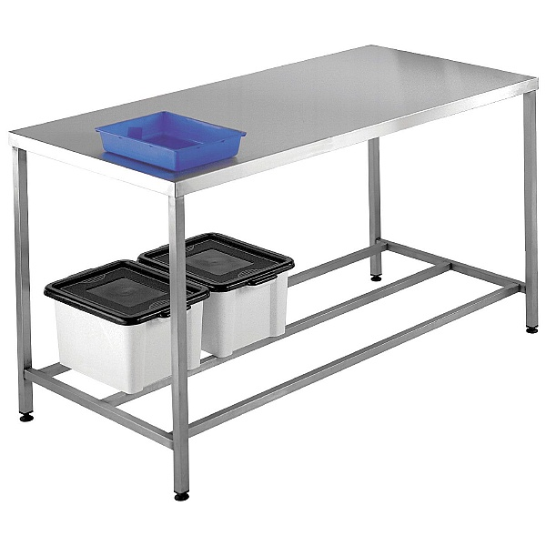 Select Stainless Steel Workbench
