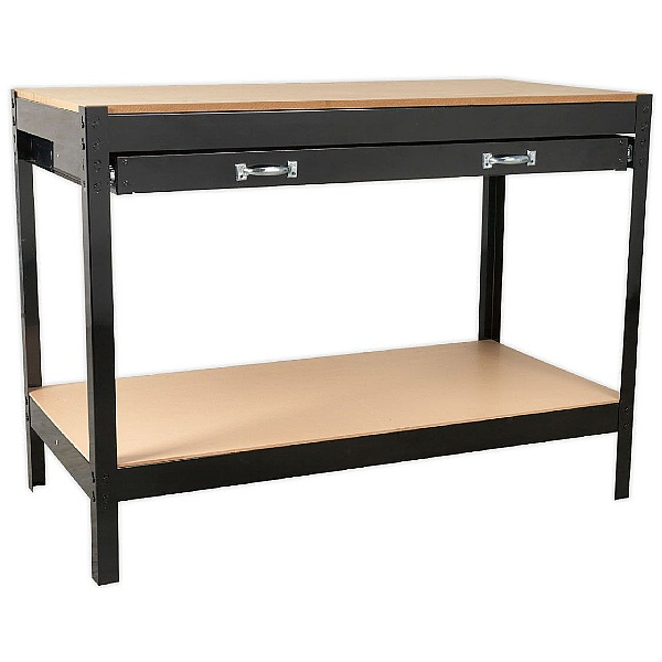 Sealey 1.2m Workbench With Single Drawer