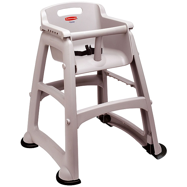 Sturdy Chair Baby High Chair Seat with Tray and  Microban Antimicrobial Protection