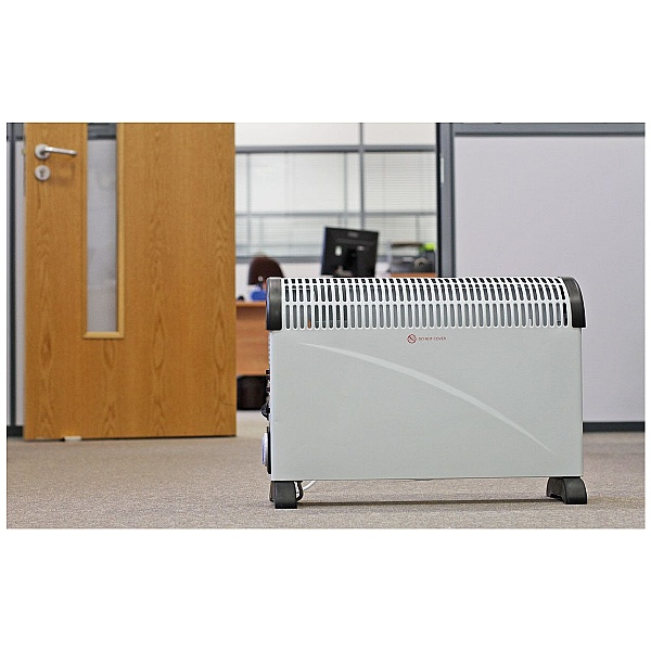 Sealey 2000W/230V Convector Heaters With 3 Heat Settings