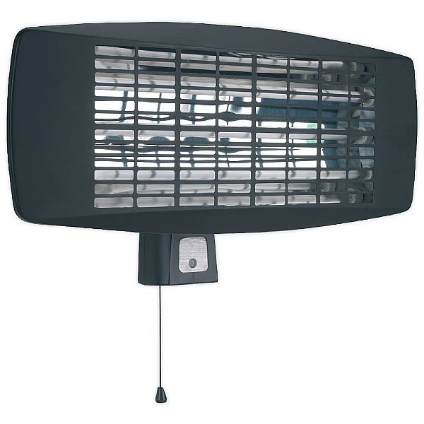 Sealey Infrared Quartz Heater - Wall Mounting 2000W/230V