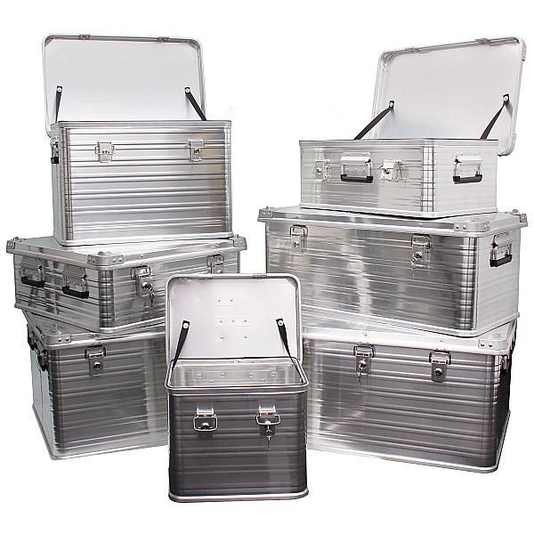 Newpo Aluminium Transport Cases