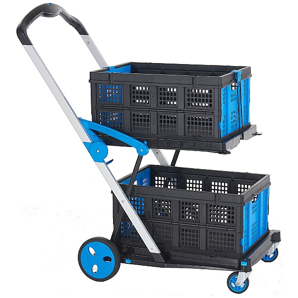 Large Clever Folding Box Trolley