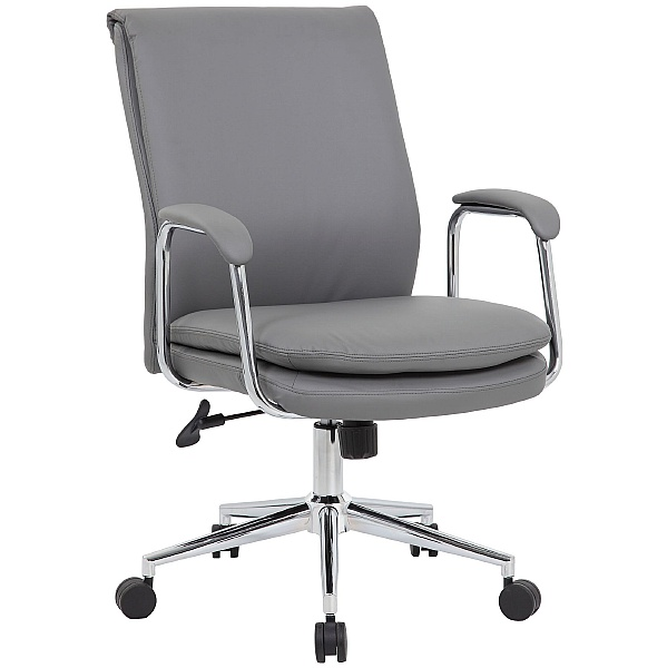 Mercury Bonded Leather Office Chair