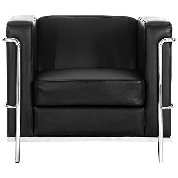 Pisa Bonded Arm Chair