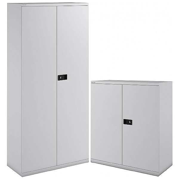 NEXT DAY Bisley Contract Steel Stationery Cupboards