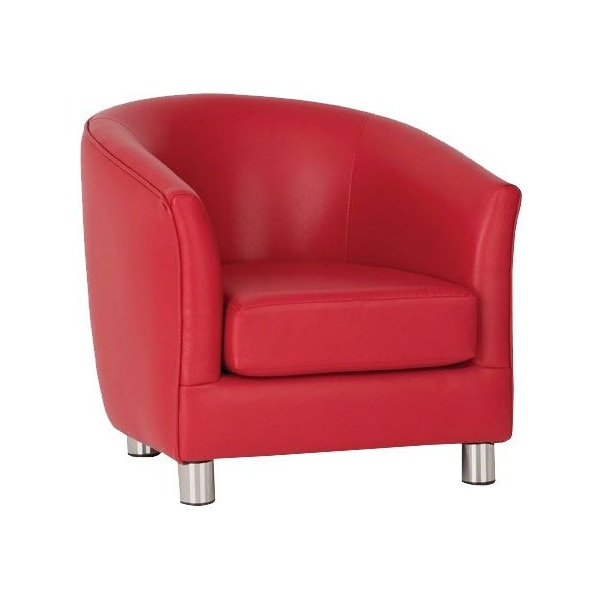 Palette Vinyl Tub Chairs