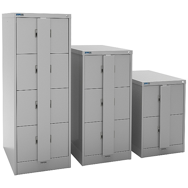 Silverline Secure Kontrax Filing Cabinets