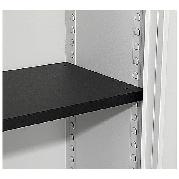 NEXT DAY Commerce II Steel Tambour Extra Shelf (Pack of 2)
