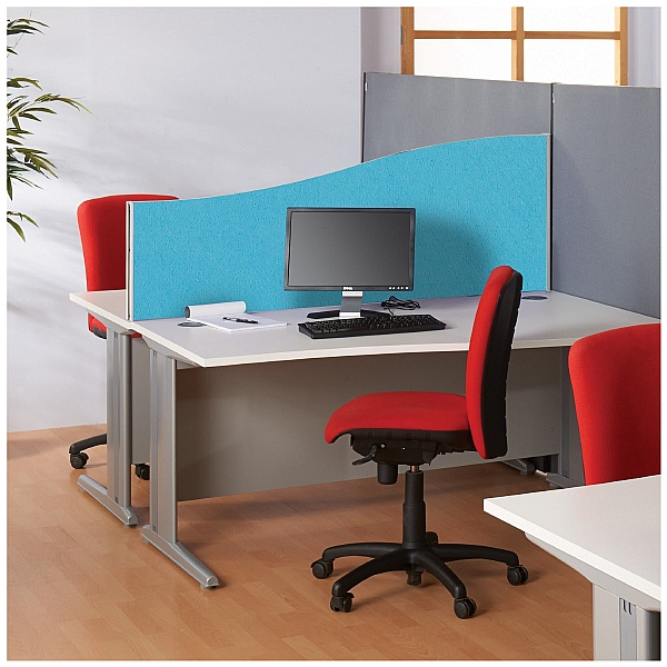 ColourPlus BusyScreen Wave Desktop Screens
