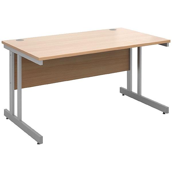 NEXT DAY Pulse Rectangular Cantilever Desks