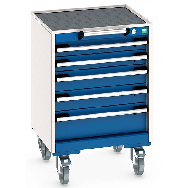 Bott Cubio Mobile Drawer Cabinets - 525mm Wide x 785mm High - Model B