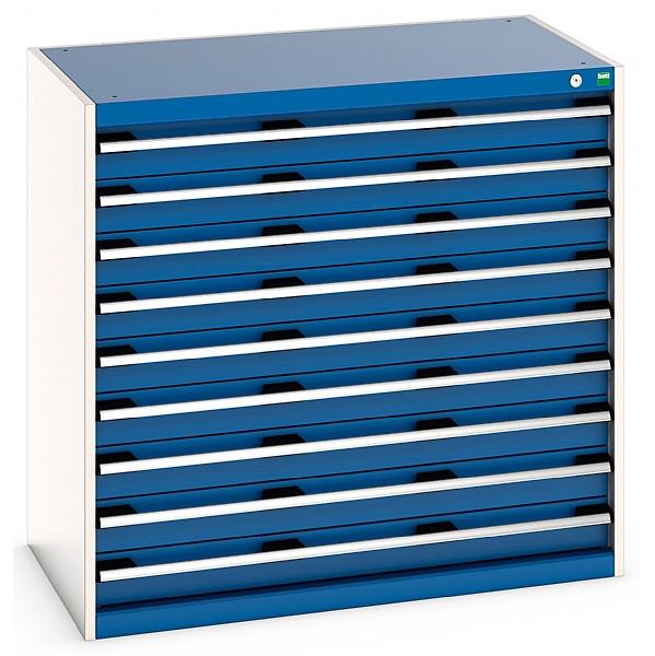 Bott Cubio Drawer Cabinets - 1050mm Wide x 1000mm High - Model J