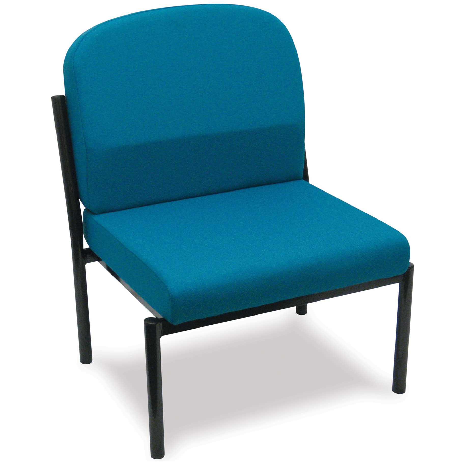 Best Picture Blue Reception Chair